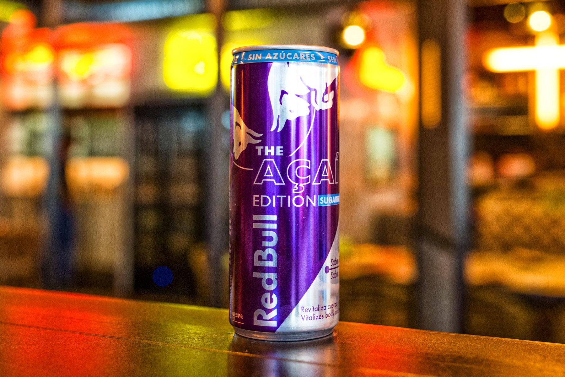 Red Bull Açaí