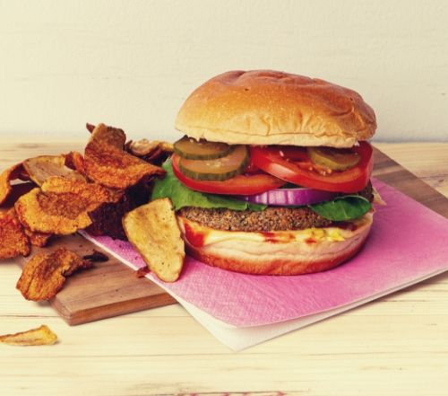 CombOferta Burger
