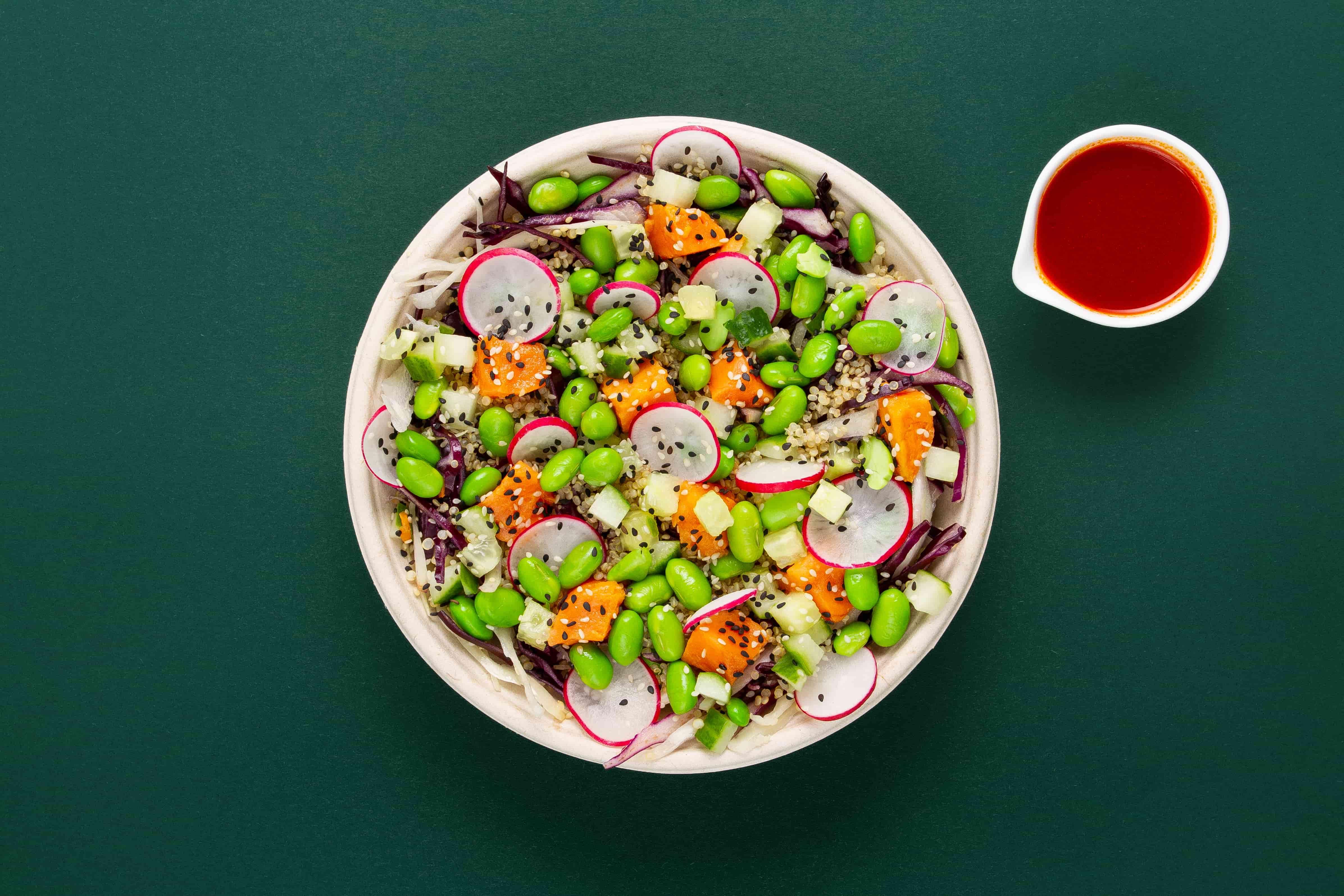 Crunchy Korean Salad