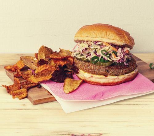 CombOferta Burger Kombucha